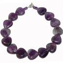 An Amethyst Necklace