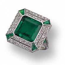 Jewellery repair london quality jewellery repair jewellery art deco emerald ring aloadofball Gallery